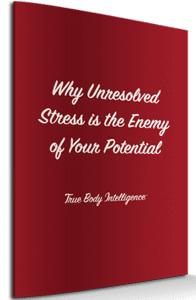 why unresolved stress is the enemy of your potential