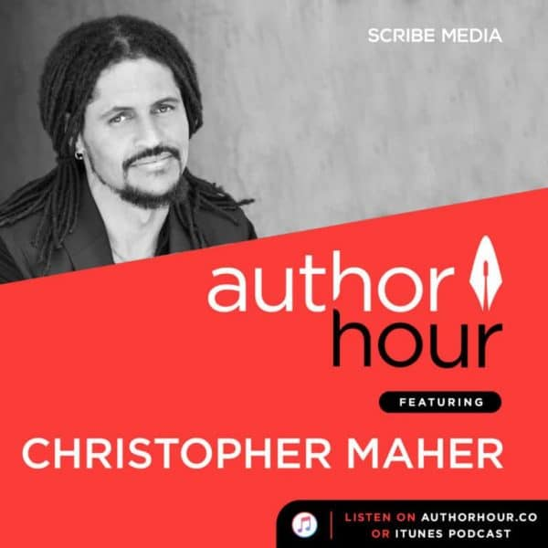 Author-Hour_Host_ChristopherMaher